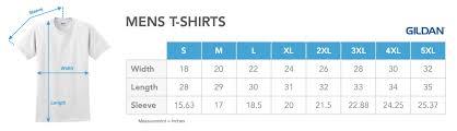 Gildan Ultra Cotton T Shirt Sizing Anlis