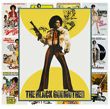 "13 posters 8""<b>x11</b>""/A4 Blaxploitation Action Movie Vintage MP466 ..."