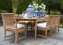 Wonderful Design Ideas Ethan Allen Outdoor Furniture Millbrook Extension  Dining Table Collection Patio Wicker