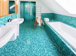 Aqua blue bathroom designs Teal Blue Bathrooms And Blue Bathroom Ideas Featuring Tiles Litfmag Selling Or Renovating Blue Bathrooms like These Increase Home Value