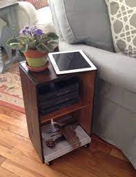 old vintage apple crate revamped into a