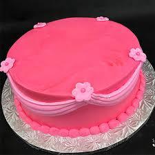 Pink Buttercream Sweet Sixteen Cake Gourmet Desserts Nj Local Bakery