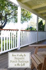 railing for porch best 25 railings ideas on front 16