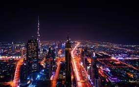 4k Wallpaper City Night - 3840x2400 ...