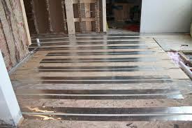 heated bathroom flooring. Radiant Floor Heat · Spreader Heated Bathroom Flooring 2