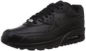 black and white nike air max shoes. nike air max 90 leather mens trainers black and white nike shoes i
