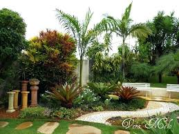Small Picture Tropical Landscaping Ideas bowhuntingsupershowcom