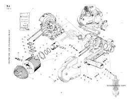 P4 vespa ss180 vsc1t parts book 1978 vespa piaggio motor diagram at aneh