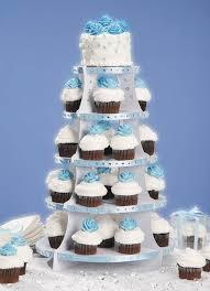 Amazon Com 5 Tier Round Paper Dessert Tower Or Cupcake Stand 15