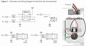 boe bot® robot navigation accelerometer incline sensing p522967 4 gif