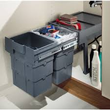 kitchen under cabinet lighting options. Multi Container Waste Boy Pull Out Kitchen Cabi Cupboard Bin Under Cabinet Lighting Options
