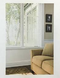 better homes and gardens 2 faux wood blinds in white
