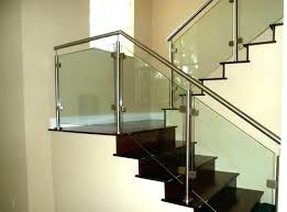 staircase railing designs in kerala stairway railings indoor wood stair design stairs rails adorable aluminium