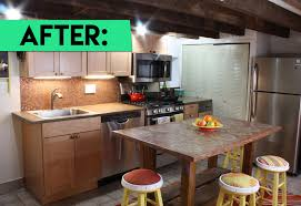 Upcycled Kitchen Kitchen Cabinets Greenpoint Quicuacom