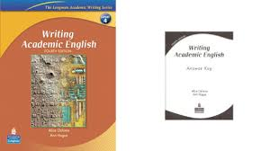 Writing academic english alice oshima ann hogue   essence  it s