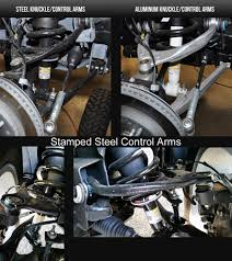 How To Tell What Control Arms Your 2016-2017-2018 Chevy Silverado ...