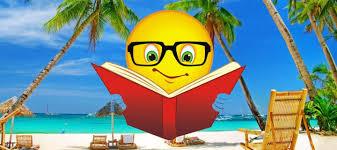 Wakacje - wreszcie mamy wakacje. Na wakacje najlepsza książka.