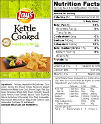 lays salt and vinegar chips nutrition facts lays potato chips jpg 2107x2574 nutrition label for lays