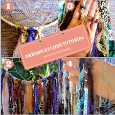 Making Dream Catchers Supplies DIY Tutorial How to Make a Dreamcatcher The Journey Junkie 42