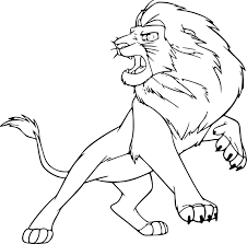 Coloriage Le Roi Lion 3 Imprimer Coloriage A Imprimer Le Roi Lion Gratuit L