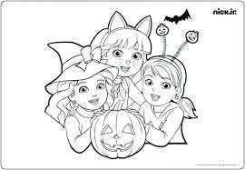 halloween costumes coloring pages halloween costumes coloring pages nick jr coloring coloring pages