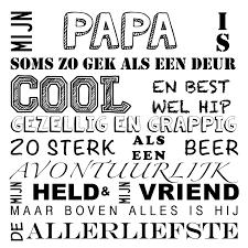 Kleurplaat Papa Jarig Geweldig Tekst Verjaardagskaart Papa Archidev