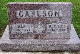 Alf Carlson (1916-1992) - Find A Grave Memorial