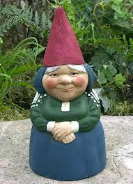female garden gnome. Brilliant Female Female Gnomes  Garden Ornaments Intended Gnome