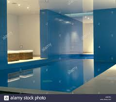 Modern House with basement pool Hampstead Interior Swimming