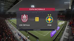 Cluj vs fcsb betting tips. Fifa 21 Cfr Cluj Vs Fcsb Romania Super Cup 15 04 2021 1080p 60fps Youtube