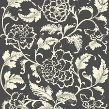 Floral Pattern New Ornamental Colored Antique Floral Pattern Vector Illustration