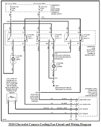 chevrolet camaro cooling fan circuit and wiring diagram 2010 chevrolet camaro cooling fan circuit and wiring diagram