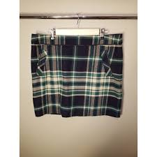 Tommy Hilfiger Skirt Size Chart Tommy Hilfiger Plaid Skirt Size 14
