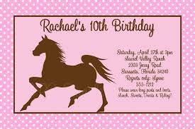 template horse horse birthday invitations horse birthday invitations free printable