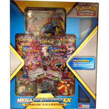 Pokemon Mega Metagross-EX Premium Collection Box - Walmart.com - Walmart.com