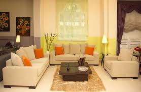 orange chairs living room. chairs, sitting room chairs accent with white chair and orange pillows black living