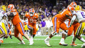 sports ilrated clemson tigers