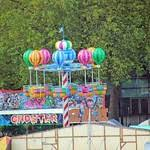 Goose Fair by Day 5th October - Tim Holmes