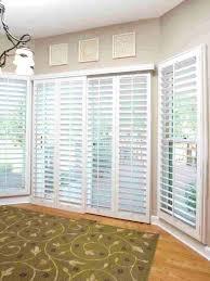 sliding door blinds vertical repair glass options