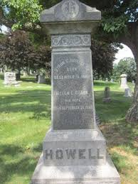 Byron C. Howell (1840-1915) - Find A Grave Memorial