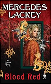 Arrows of the queen 3,408 copies, 56 reviews. Blood Red Elemental Masters Lackey Mercedes 9780756409852 Amazon Com Books