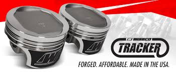 Wiseco Manufactures High Performance Forged Pistons