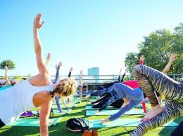 the best rooftop yoga cles in london serene secret yoga club