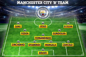 The Man City B team that could challenge for Premier League ...
