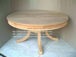 round wood table top round wood table top round wood table tops unfinished trestle dining