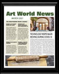 Art World News – The Independent News Source