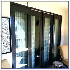 4 Panel Sliding Glass Door Designs