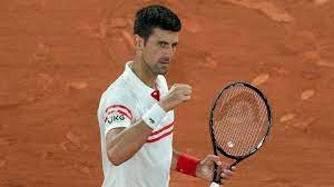 Djokovic gives racket to young fan ...