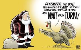 Image result for christmas before thanksgiving