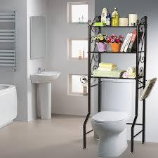 Over The Toilet Bathroom Shelves Bathroom Toilet Etagere Over The Toilet Rack Storage Over The